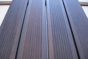 Decking per esterno in bambù