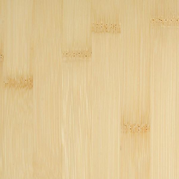 Parquet di bambù orizzontale naturale