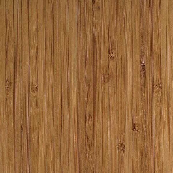 Parquet di bamboo Verticale Carbonizzato